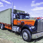 1973 White Western Star Table Top