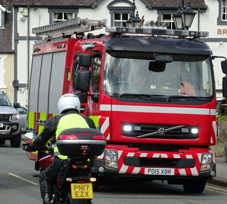 Xbr Fire Trucks