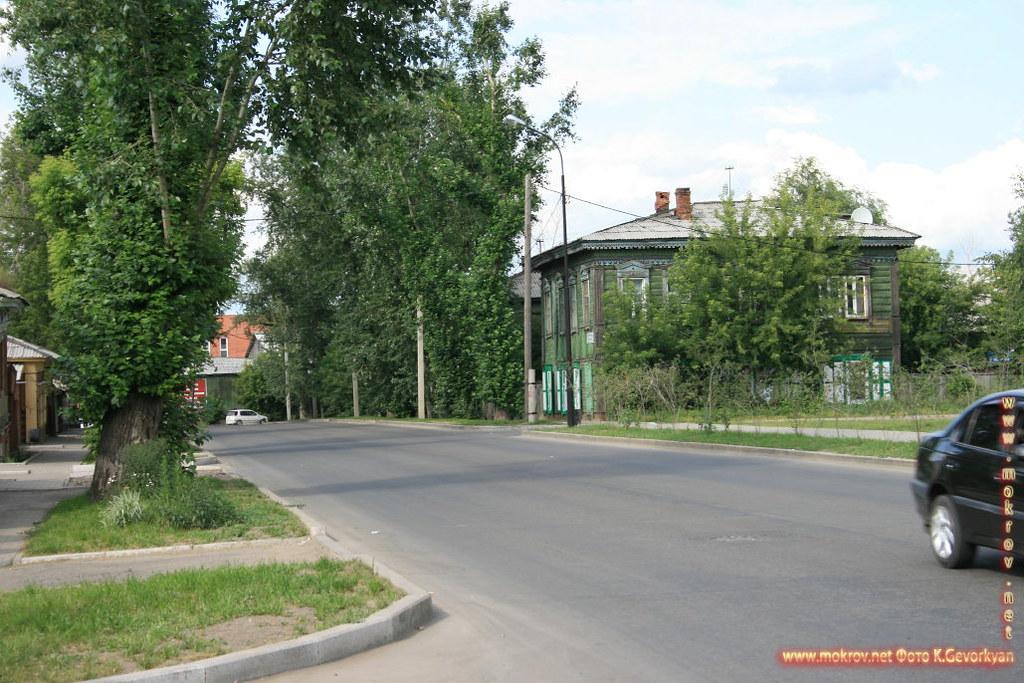Город Иркутск пейзажи