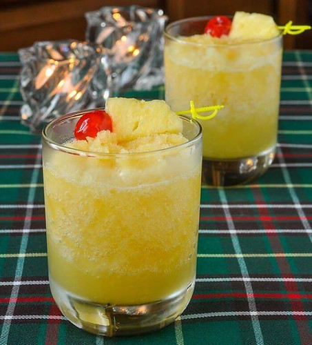 Newfoundland Christmas Slush - an economical Holiday party cocktail! I reposted this to Facebook earlier this week and it ended up being one of our most shared posts of the last month! Recipe here: https://buff.ly/2zJam1F