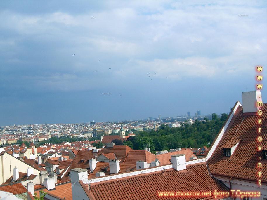 Столица Прага — Чехия фотографии