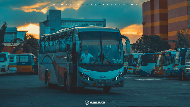 Daybreak at Naga City