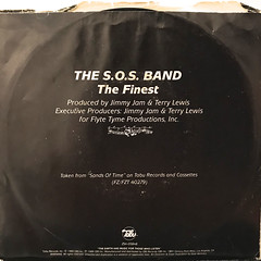 THE S.O.S. BAND:THE FINEST(JACKET B)