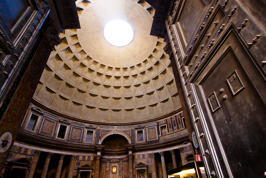 Vatikaani Pantheon rome-1629
