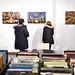 """Vernissage """"Les livres et leur architecture"""" de Stéphanie Benjamin"""
