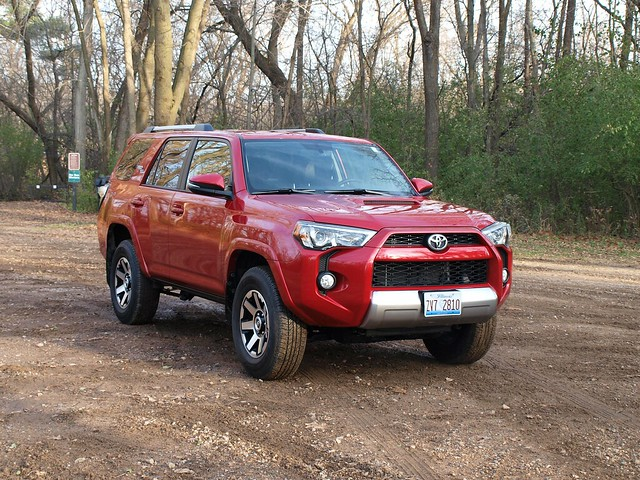 2017 Toyota 4Runner TRD Off Road  Premium