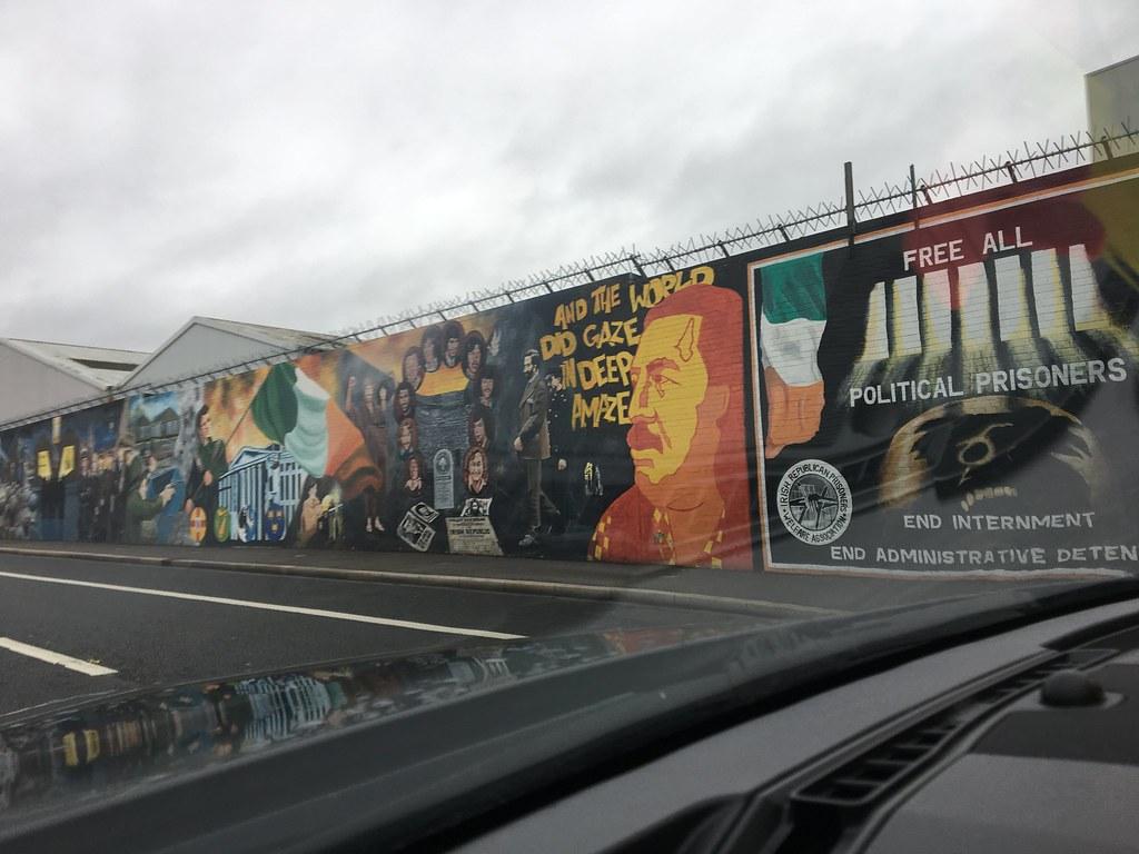 Belfast kokemuksia