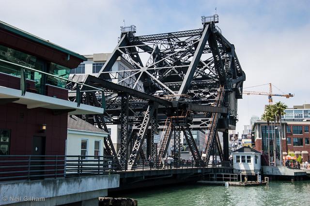 China Basin Bridge