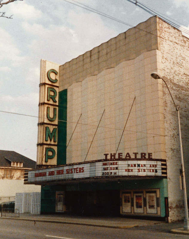 Crump Theater Columbus IN 3 28 87