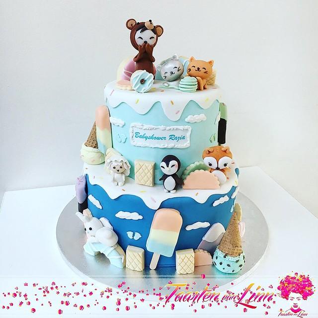 Cake by Taarten van Linn