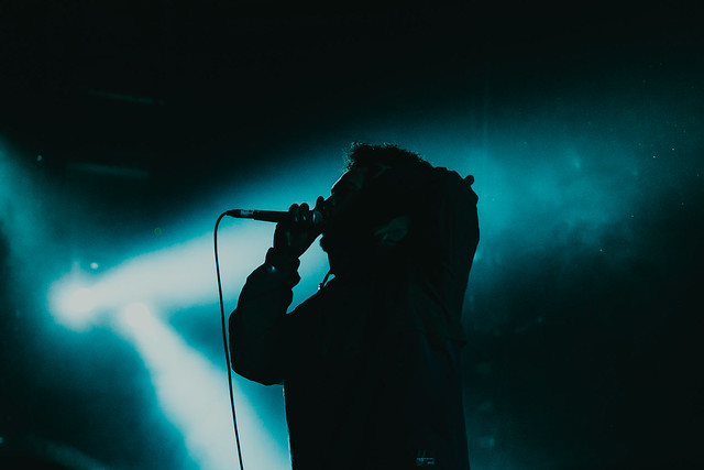 Astroid Boys - Nottingham Motorpoint Arena - 18/11/17