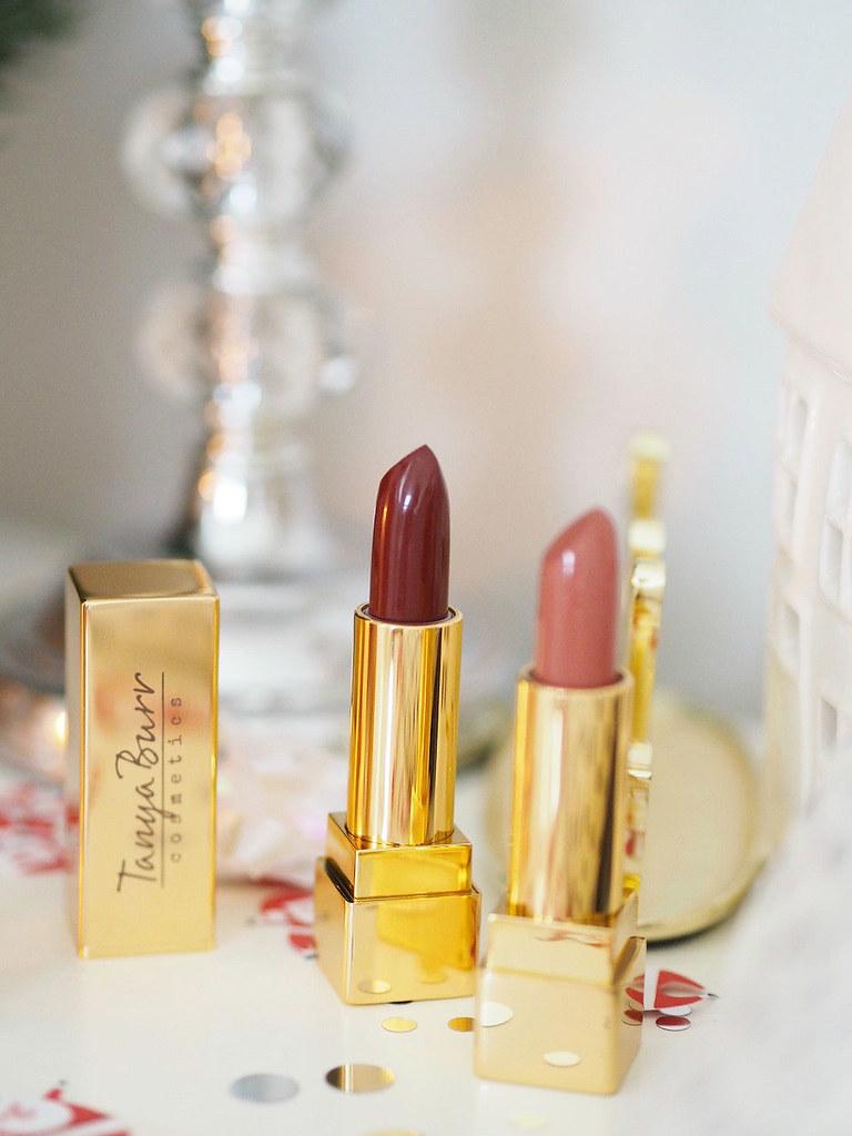 Tanya Burr matte lipsticks
