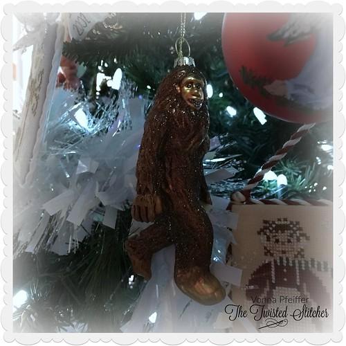 Bigfoot ornie