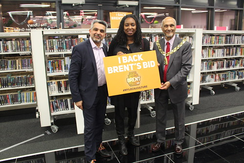Signed, sealed, delivered: Brent submits London Borough of Culture bid