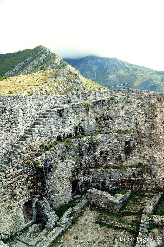Архитектура крепости