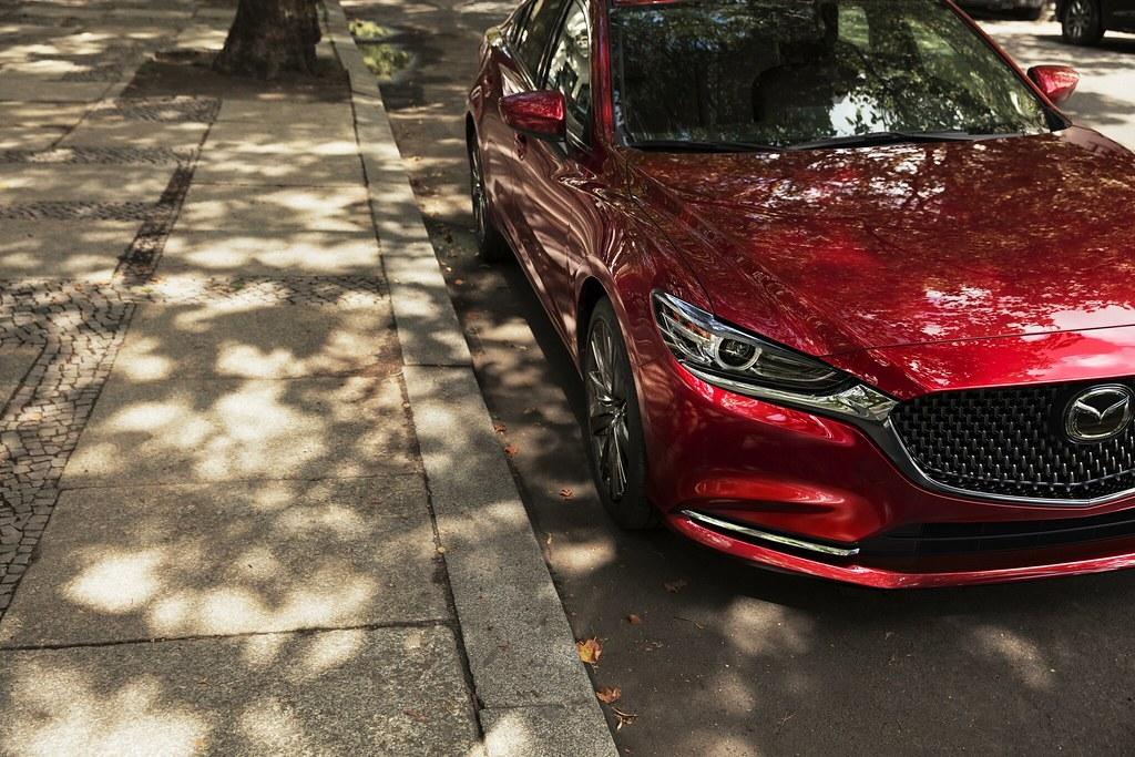 2018 Mazda6 coming to 2017 LA Auto Show