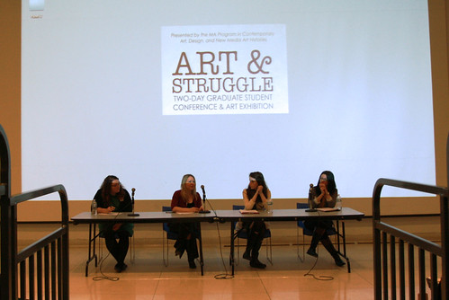 Art and Struggle