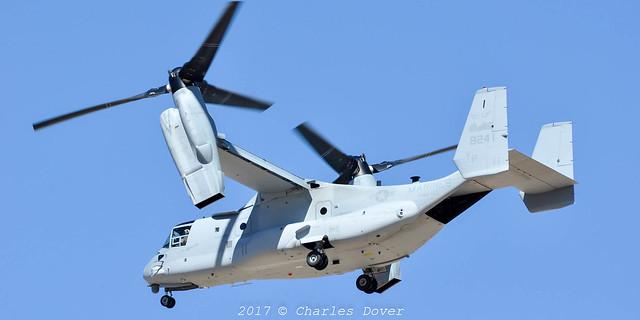 MV-22B 168241/YP-11 VMM-163