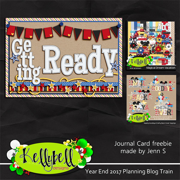 Year End Blog Hop with Kellybell Designs