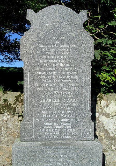 Kilrenny Commemoration