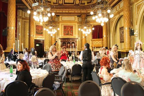 Tea Party Hall