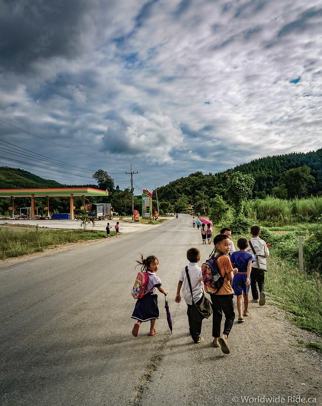 Laos Border & Luang Prabang-6