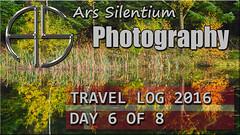 Landscape Photography 4K ● Denmark, Bornholm - 2016 ● Travel log - Day 6 of 8 │ Paradisbakkerne Forest