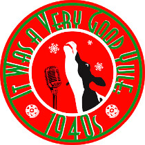 It Was a Very Good Yule: 1940's Edition at the Mad Cow