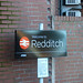 Redditch Station - sign - Welcome to Redditch