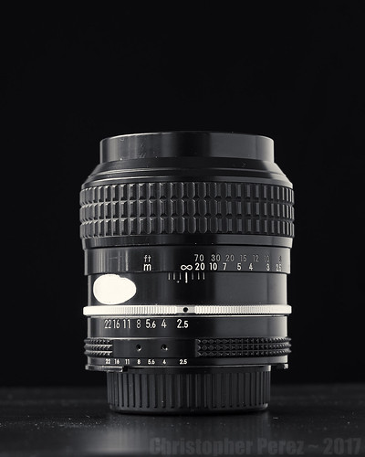 Lens Stories ~ Nikon Nikkor 105mm f/2.5 Ai
