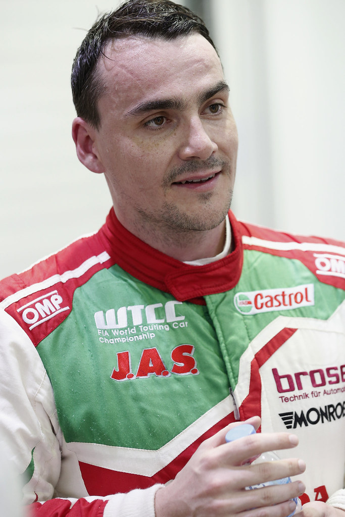 MICHELISZ Norbert, (hun), Honda Civic team Castrol Honda WTC, ambiance portrait during the 2017 FIA WTCC World Touring Car Championship race at Losail  from November 29 to december 01, Qatar - Photo Jean Michel Le Meur / DPPI