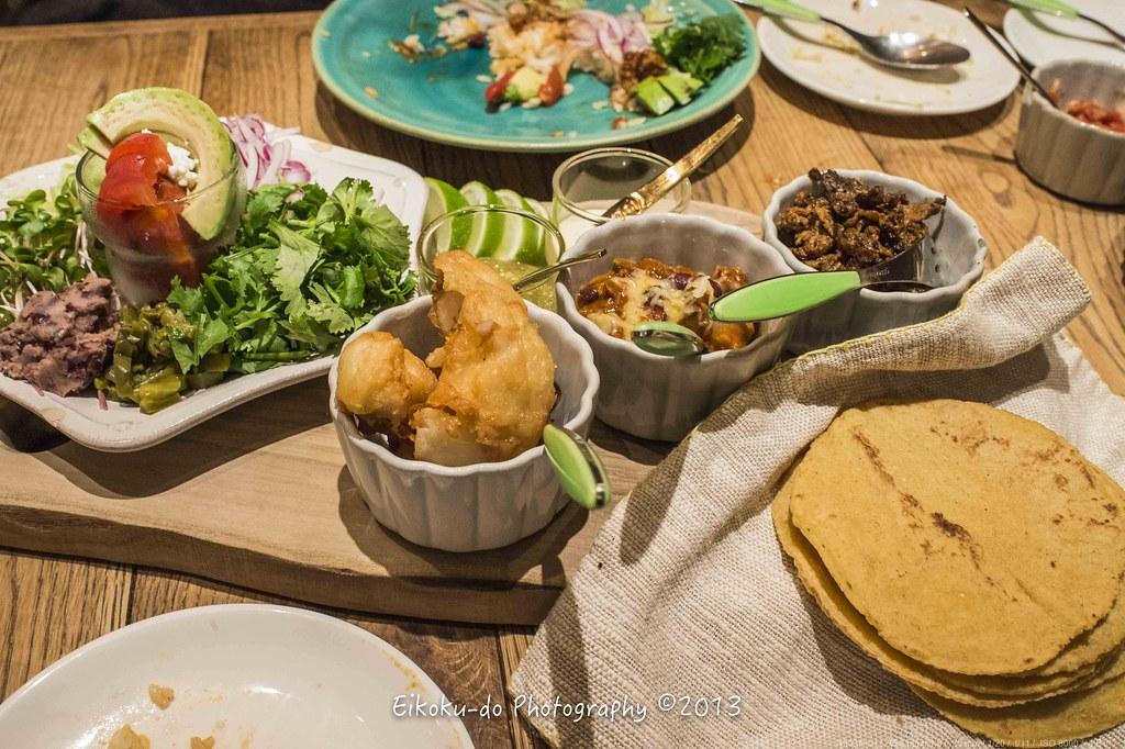 Roti Chicken Jackie Tacos・京都