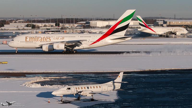 A6-EUY A388 UAE