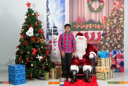 Santa at Teecs-42
