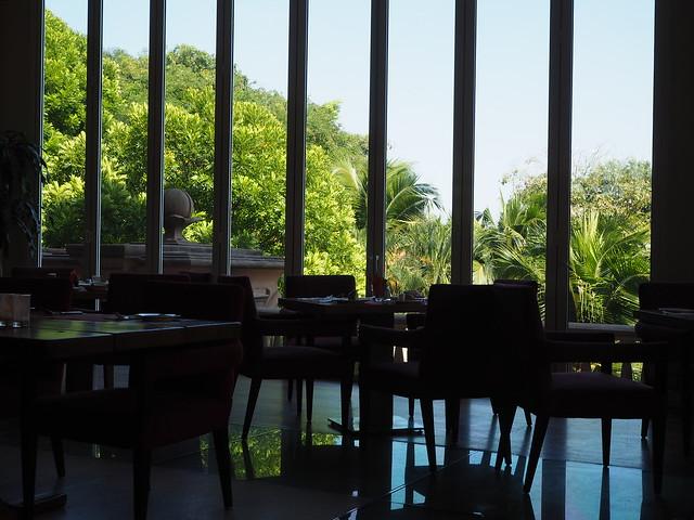 Putrajaya Marriott breakfast