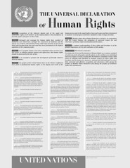 The Universal Declaration of Human Rights (1948)