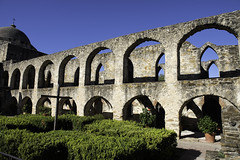 Missiona San Jose Arches
