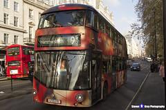 Wrightbus NRM NBFL - LTZ 1170 - LT170 - Coca-Cola - Hammersmith 9 - RATP Group London - London 2016 - Steven Gray - IMG_5164