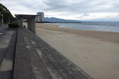 Beach in Beppu (Oita, Japan)
