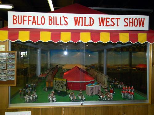 Buffalo Bill's Wild West Show. From Seven Quirky Nebraska Detours