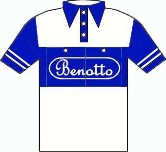 Benotto - Giro d'Italia 1949