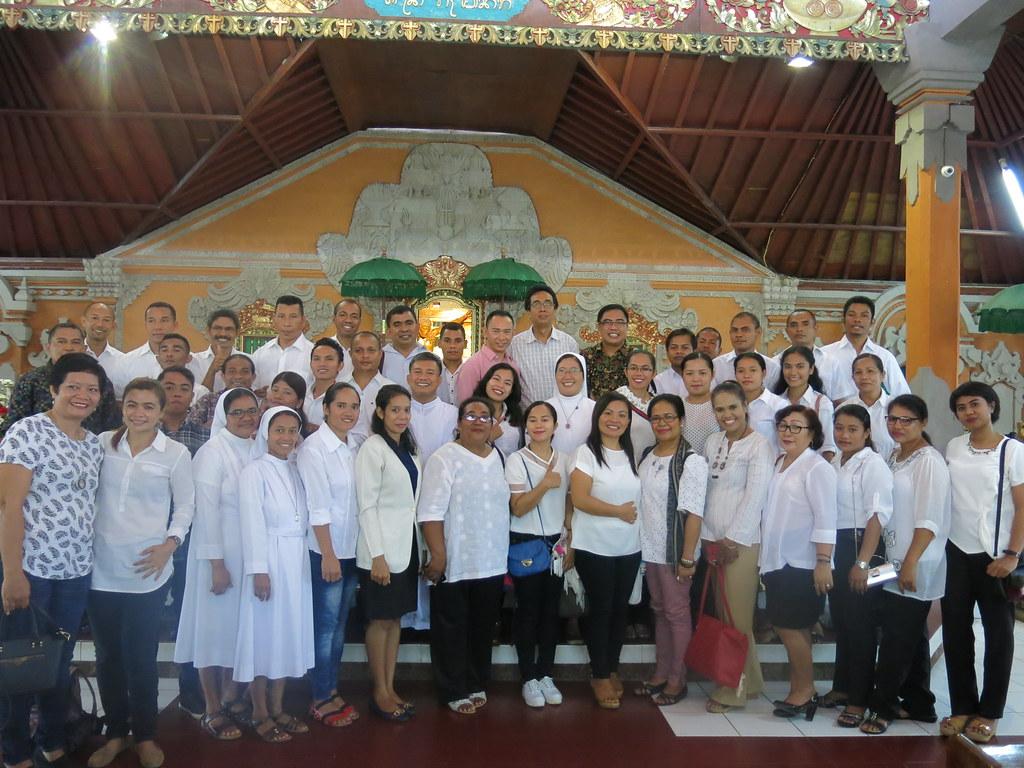 Penggalangan Dana Paroki Tuka