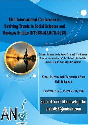 18th International Conference on Modern Research in Social Sciences, Management and Applied Business (MRSMB-MARCH-2018)