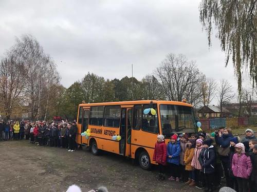 Мрія й школярі. На Рівненщині досі не закуплено шкільних автобусів