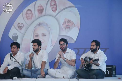 Devotional song Samta and Saathi from Gurugram, Haryana