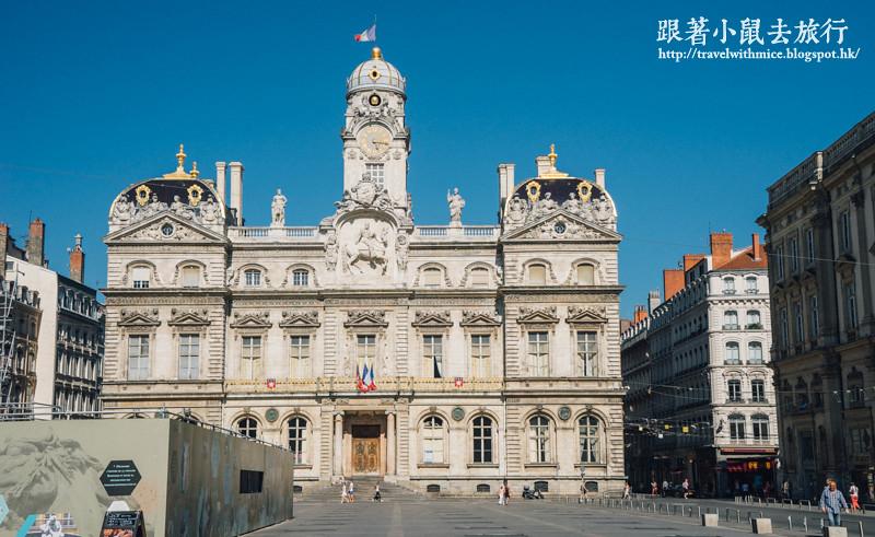 The City, Lyon