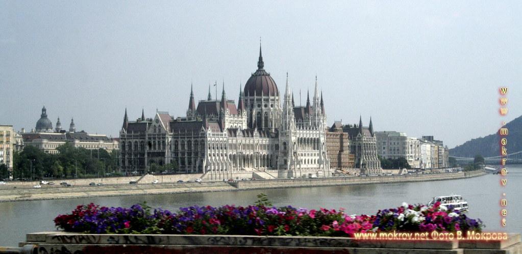 Столица Венгрии - Будапешт фотоработы,