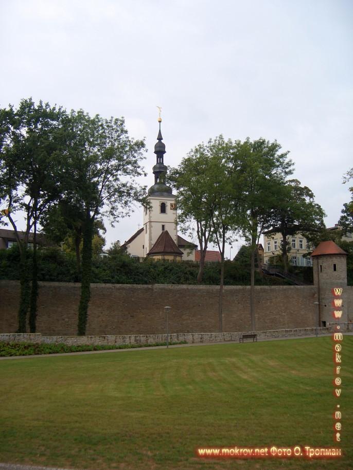 Исторический центр Швайнфурта фоторепортажи