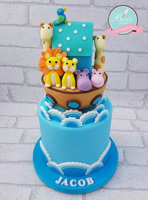 Cake by Boo's Bakes