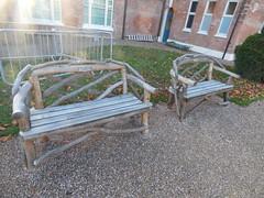 Shakespeare Garden - Lightwoods House - Lightwoods Park - benches